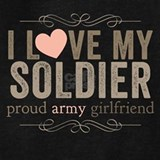 Army girlfriend Sweatshirts & Hoodies