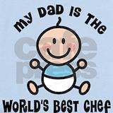 Chef Baby Bodysuits