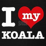 Love koala Tank Tops