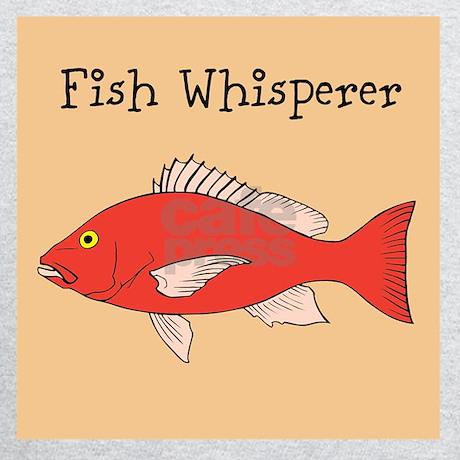 Fish whisperer zip hoodie by leetahsplace for The fish whisperer
