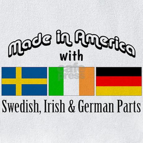 Irish Deutsch