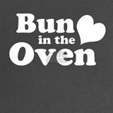 Bun in the oven T-shirts
