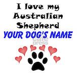 Australian shepherd Pajamas & Loungewear