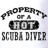 Funny scuba Polos