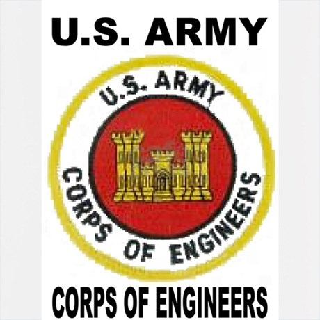 Army corps of engineers hoody by corpsofeng