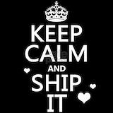 Keep calm and ship it Pajamas & Loungewear