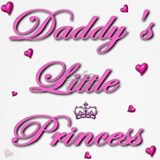 Daddys little princess Underwear & Panties