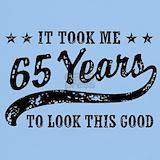 65th birthday T-shirts