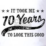 Funny 70th birthday Polos