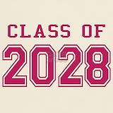 Class 2028 T-shirts