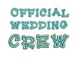 Wedding crew Aprons