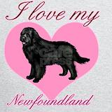 I love my newfoundland Sweatshirts & Hoodies