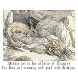 Dragons T-shirts