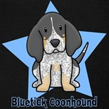 Blue tick coonhound Tank Tops