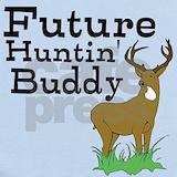 Hunting Baby Bodysuits