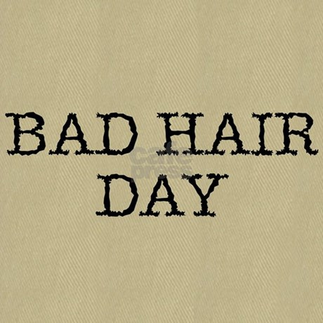 bad hair day cap by tcy