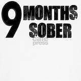 9 months sober Maternity