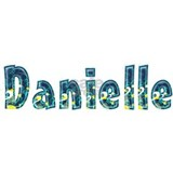 Danielle Wall Decals