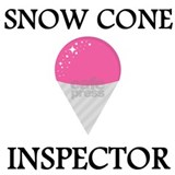 Snow cone Aprons