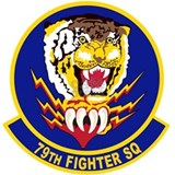 79th fs T-shirts