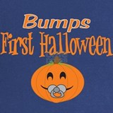 Baby bumps first halloween Maternity