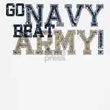 Go navy beat army Underwear