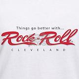 Cleveland rocks T-shirts