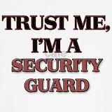 Armed security guard Sweatshirts & Hoodies