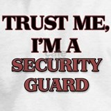 Armed security guard Sweatshirts & Hoodies