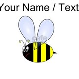 Bumble bee Aprons
