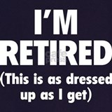 Funny retirement Aprons