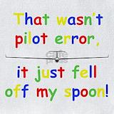 Baby pilot Bib
