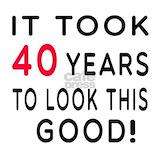 40 year birthday Pajamas & Loungewear