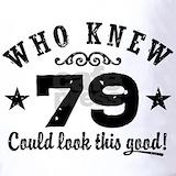 79th birthday Polos