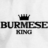 Burmese kings Sweatshirts & Hoodies