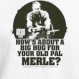 Merle dixon Sweatshirts & Hoodies