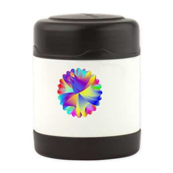 Rainbow Cluster Food Container