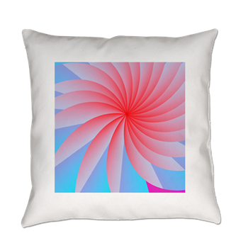 Passionately Pink! Everyday Pillow