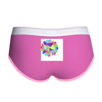 Twisted Rainbow Women's Boy Brief