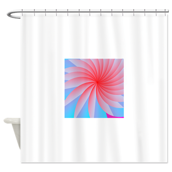 Passionately Pink! Shower Curtain