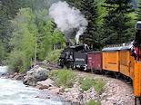 Durango Silverton Railway