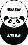 Panda Bear: Venn Diagram