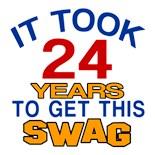24 Years Birthday