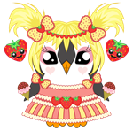 Strawberry Iceguin