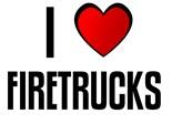 I Heart Firetrucks