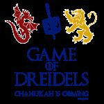 Game of Dreidels: Chanukah is Coming