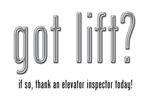 Inspectors Elevator Gear