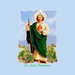 St. Jude Thaddaeus (Style F)