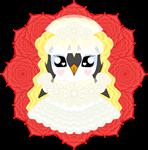 White Weddguin