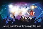Marathon vs Sprint